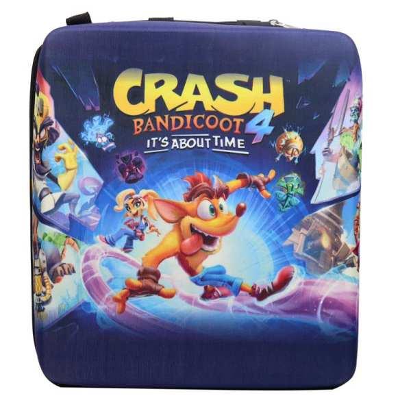 کیف حمل کنسول بازی پلی استیشن ۴ مدل Crash Bandicoot