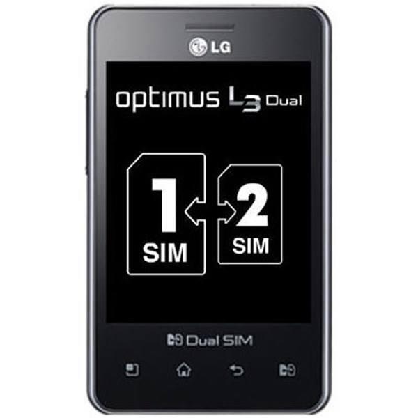 گوشی موبایل ال جی اپتیموس ال 3 ای 405