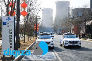 بایدو اولین سرویس عمومی تاکسیهای خودران را راهاندازی کرد