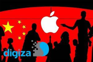 دولتی های آمریکا خواستار خروج اپل از چین