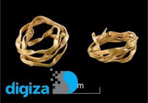 قدیمی ترین اثر باستانی از جنس طلا در جنوب غربی آلمان پیدا شد
