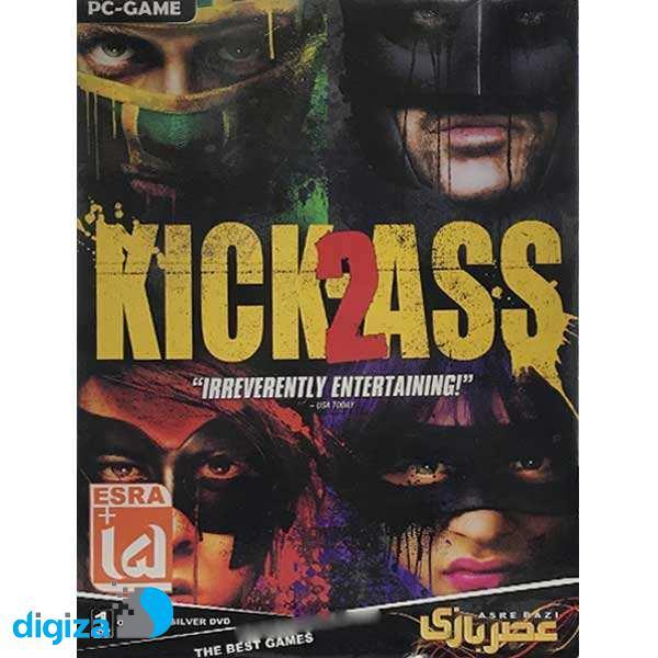 بازی Kick-Ass 2 مخصوص PC