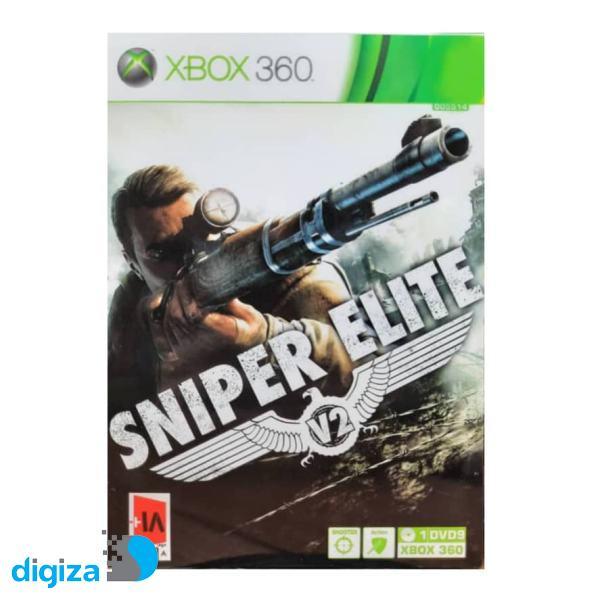 بازی Sniper Elite V2 مخصوص xbox 360