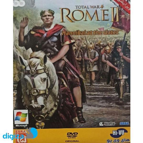 بازی TOTAL WAR ROME 2 مخصوص PC