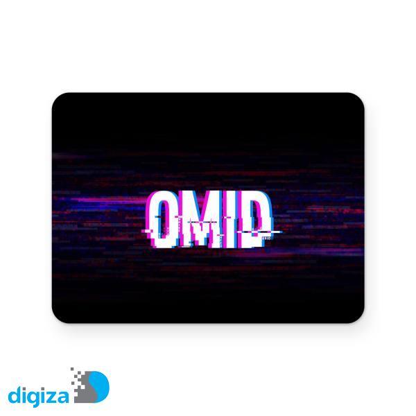 برچسب تاچ پد دسته بازی پلی استیشن 4 ونسونی طرح Omid