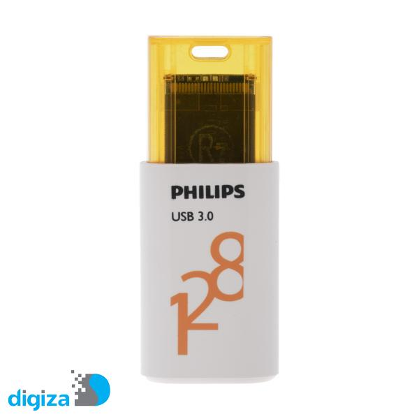 فلش مموری فیلیپس مدل Rain-FM12FDI55B ظرفیت 128 گیگابایت