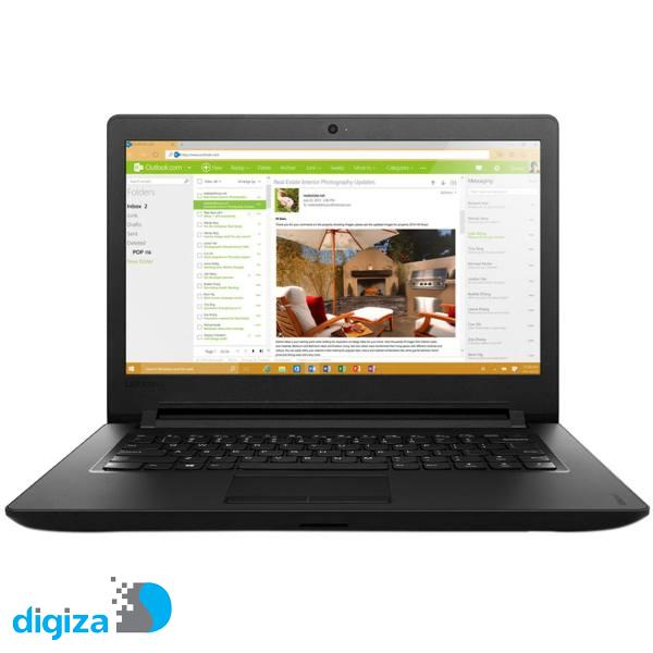 لپ تاپ 14 اینچی لنوو مدل Ideapad 110 - N