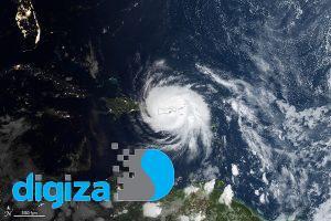 پژوهشی جدید از تاثیر تغییر دمای اقیانوسها روی افزایش قدرت طوفانها خبر میدهد