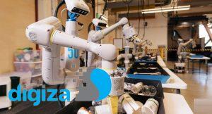 حل بحران زبالههای پلاستیکی از طریق سیستم بازیافت رباتیک
