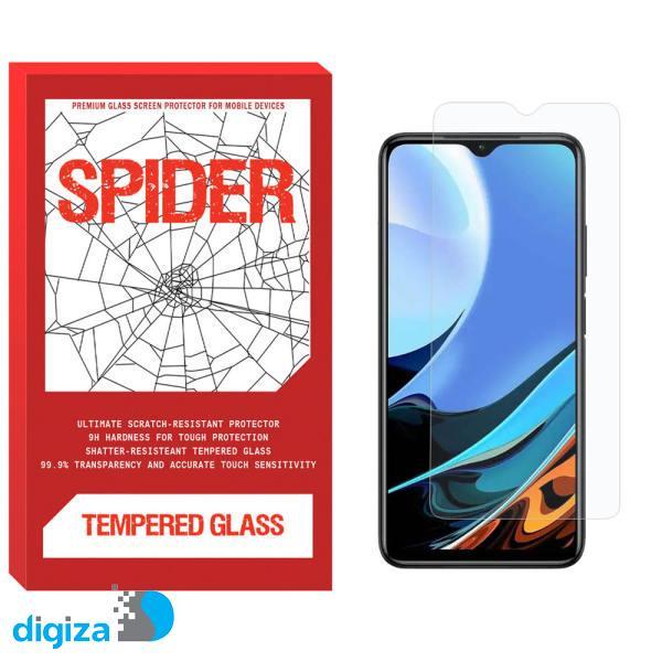 محافظ صفحه نمایش اسپایدر مدل SD-01 مناسب برای گوشی موبایل شیائومی Redmi 9T
