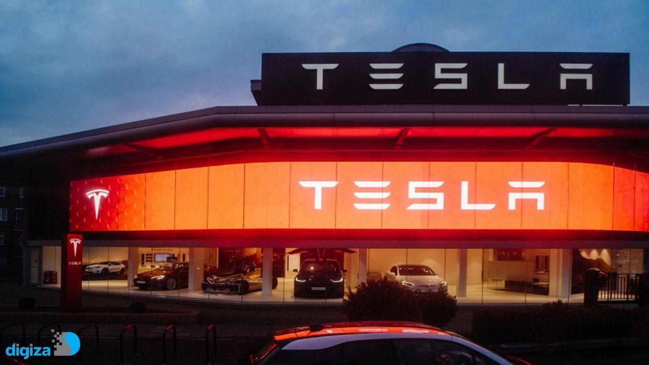 اشتراک کامل رانندگی اتومبیلهای خودران شرکت تسلا