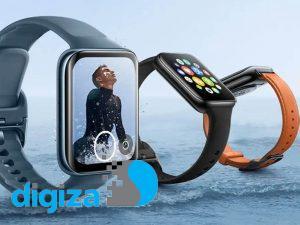 انتشار تصاویر جدید از ساعت هوشمند اوپو واچ ۲