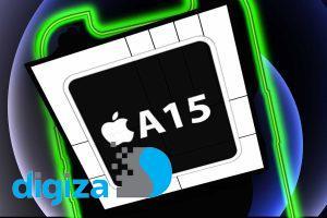 تراشه اپل A15 به مانند اپل A14 با CPU دارای ۶ هسته ارایه می شود
