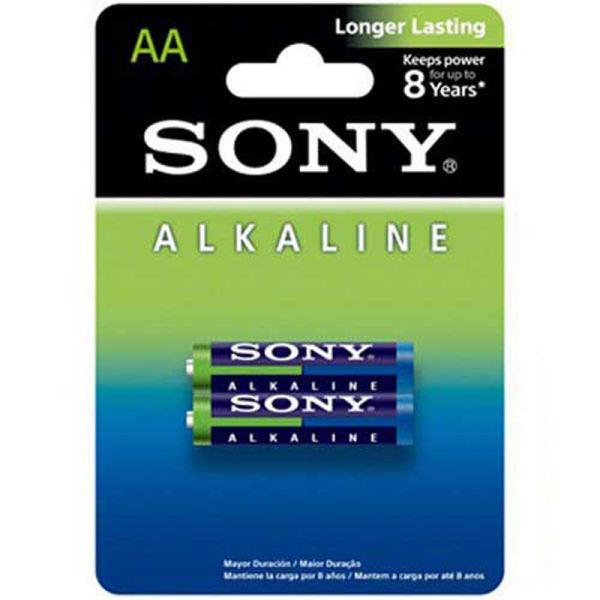 باتری قلمی سونی مدل ALKALINE بسته 24 عددی