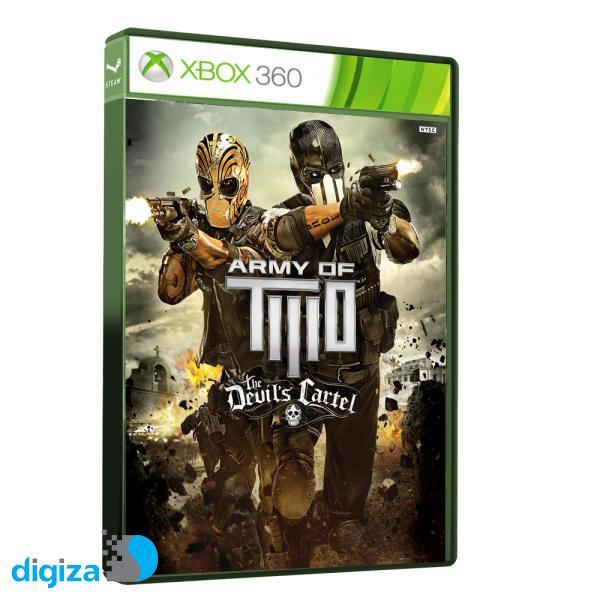 بازی ARMY OF TILIO مخصوص XBOX 360