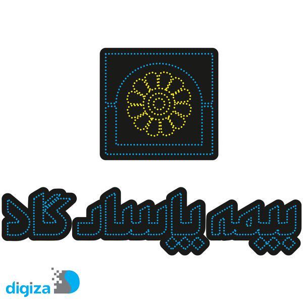 تابلو ال ای دی طرح بیمه پاسارگاد کد 10360