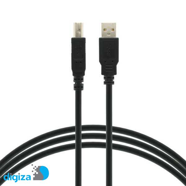 کابل USB پرینتر  مدل H8 طول 1.5 متر