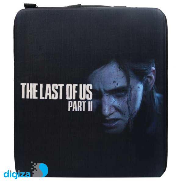 کیف حمل کنسول بازی پلی استیشن ۴ مدل The Last Of Us Part 2 کد ۸
