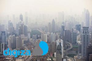 نیمی از گازهای گلخانه ای جهان، در 25 شهر تولید میشود