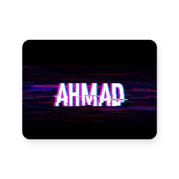 برچسب تاچ پد دسته پلی استیشن 4 ونسونی طرح AHMAD