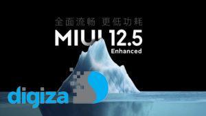 آپدیت MIUI 12.5 Enhanced برای سری اول دستگاههای شیائومی