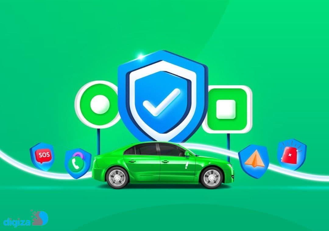 اقدامات اسنپ برای حفظ امنیت سفرها /هممسیر اسنپ، برای سفری امنتر!