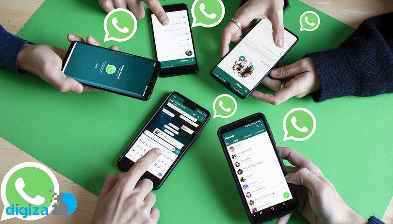 تجهیز پیام خود حذف شونده واتساپ به زمانبندی متنوعتر