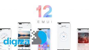 رابط کاربری EMUI 12 هواوی رسماً معرفی شد