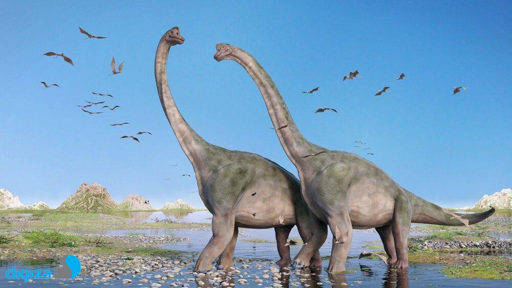 ساکنان باستانی زمین جان میگیرند/ پای دایناسورها به دنیای زندگان باز میشود؟