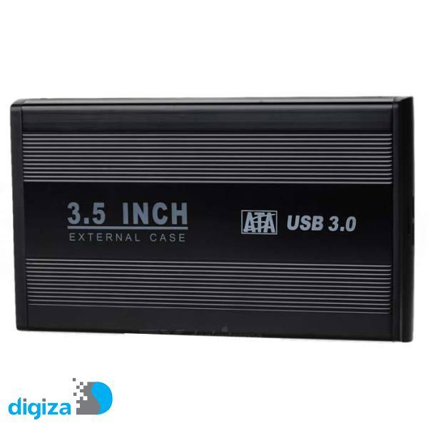 باکس تبدیل هارد HDD 3.5″ به USB3.0 مدل DX7502