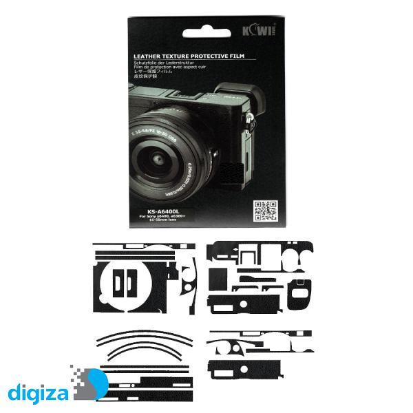 برچسب پوششی کی وی مدل KS-A6400L مناسب برای دوربین عکاسی سونی a6400
