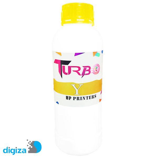 جوهر زرد مخزن توربو مدل TH02L حجم 1 لیتر