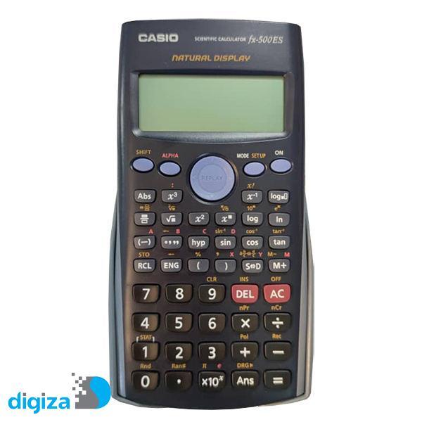 ماشین حساب کاسیو مدل fx-500 ES