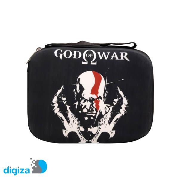 کیف حمل دسته پلی استیشن ۴ مدل God of War 3