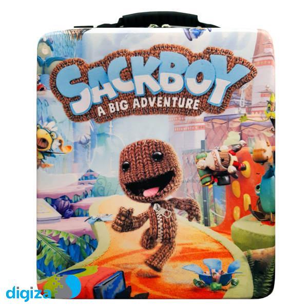 کیف حمل کنسول پلی استیشن ۴ مدل SackBoy