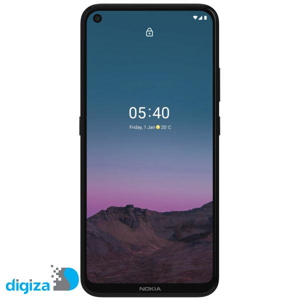 گوشی موبایل نوکیا مدل5.4 TA-1325دو سیم کارت ظرفیت 128 گیگابایت و رم 4 گیگابایت