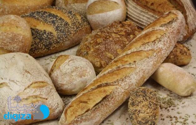 نان سفید برای سلامتی مضر نیست!