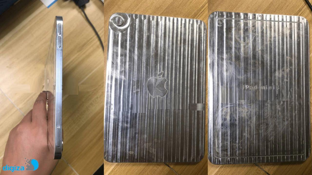 نمونه اولیه آیپد مینی 6 دیده شد