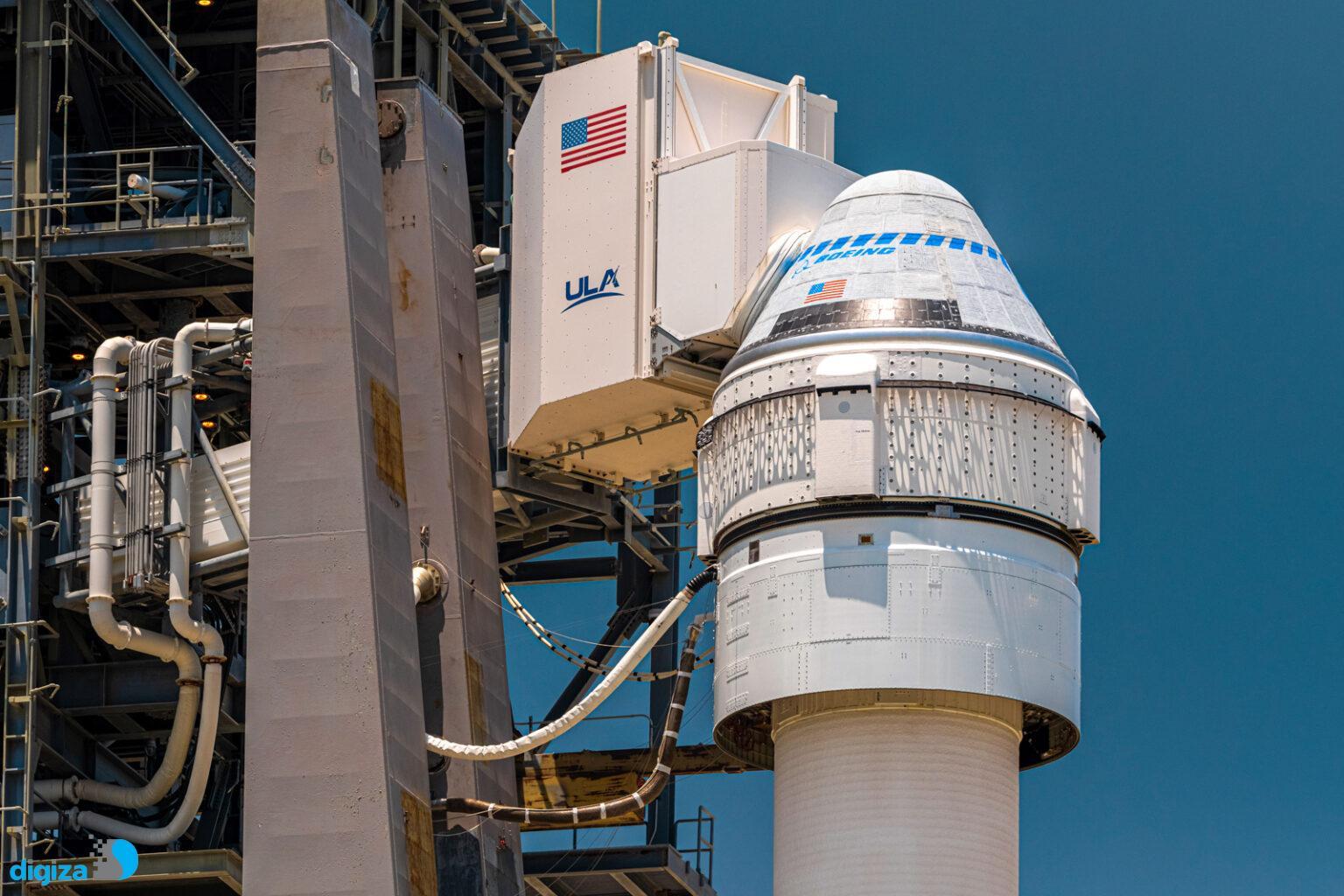 پرتاب فضاپیمای استارلاینر بوئینگ تا مدت نامعلومی به تعویق افتاد