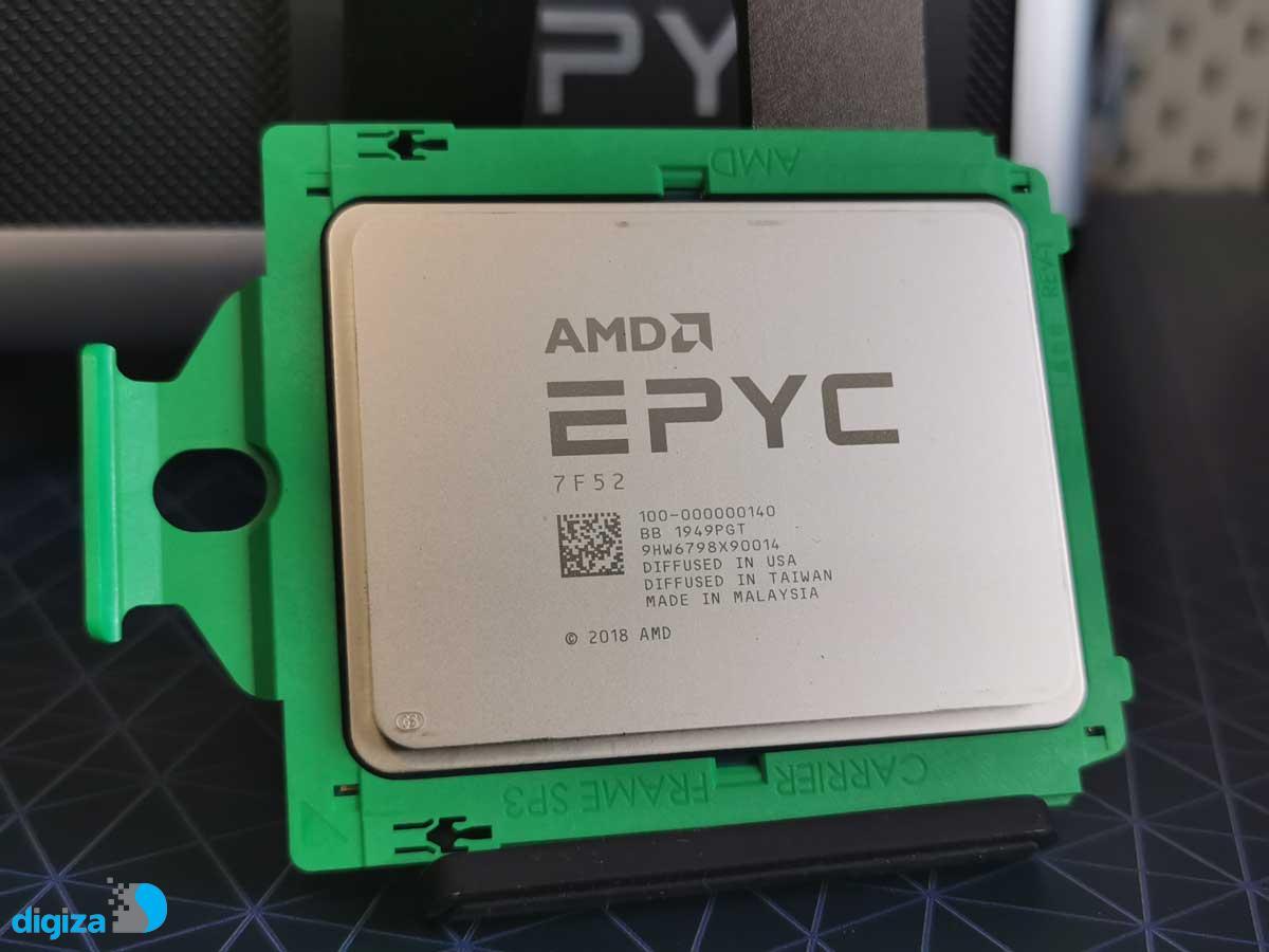 پردازنده AMD Epyc موفق به محاسبه عدد پی تا ۶۲.۸ تریلیون اعشار شد