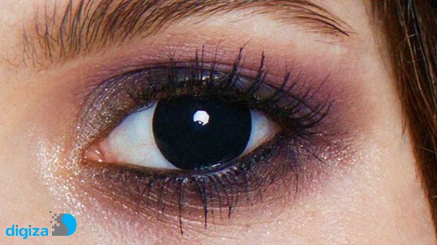 چرا انسان ها چشمان سیاه ندارند؟
