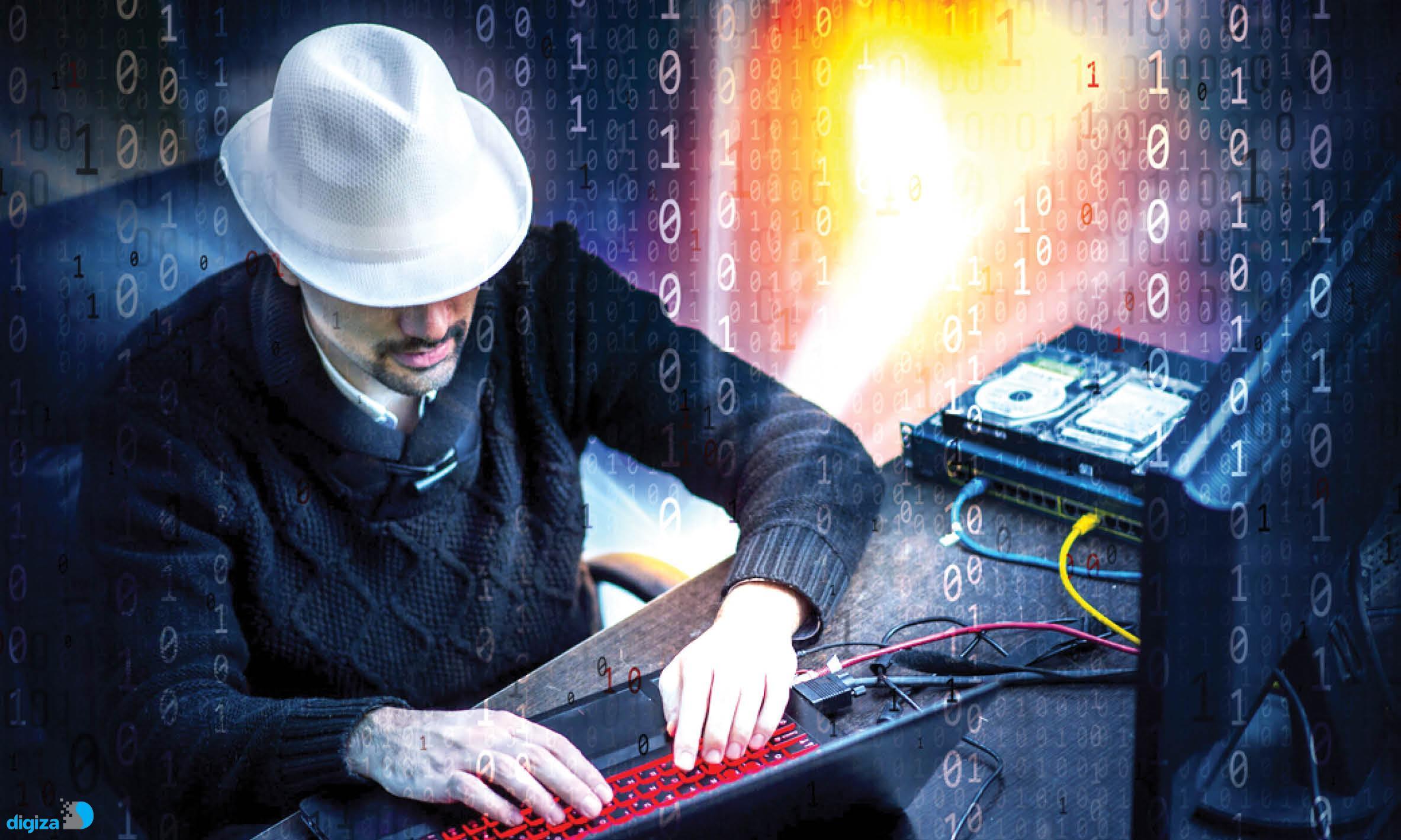 یک هکر جلوی سرقت 350 میلیون دلاری را گرفت