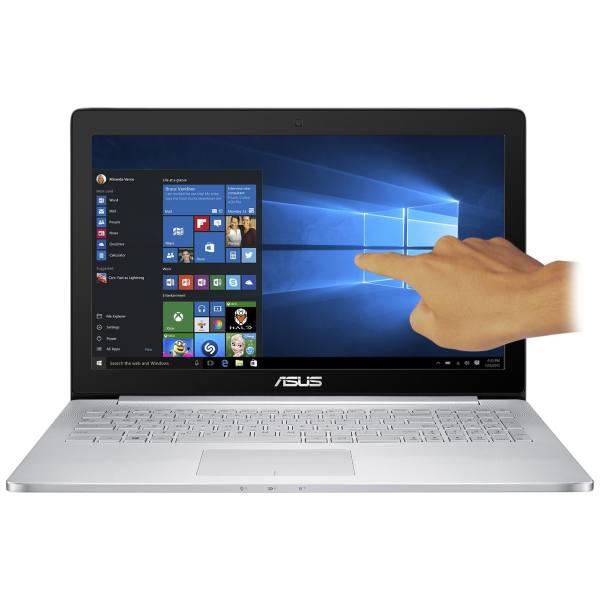 لپ تاپ 15 اینچی ایسوس مدل N501VW - A