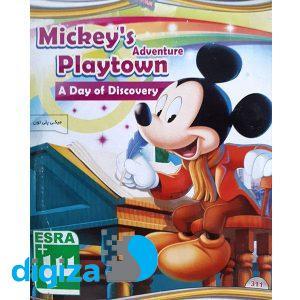 بازی میکی پلی تون مخصوص PS2