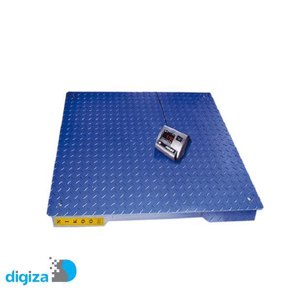 باسکول دیجیتال نیکو مدل 3ton-1x2-Pr