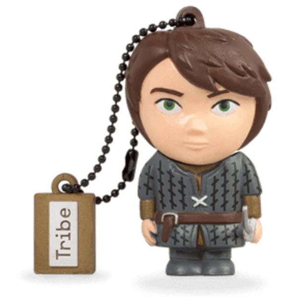فلش مموری ترایب مدل Game Of Thrones طرح آریا ظرفیت 16 گیگابایت