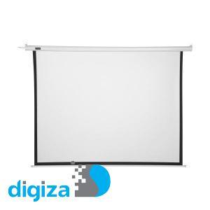 پرده نمایش برقی پروژکتور الیت اسکرینز مدل ES250A سایز 250x250 سانتی متر