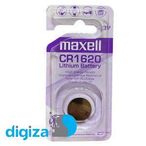 باتری سکه ای مکسل مدل CR1620