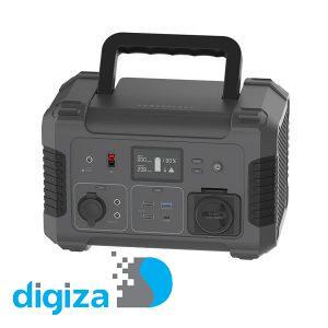شارژر همراه پاورولوجی مدل power Generator ظرفیت 140400 میلی آمپر ساعت